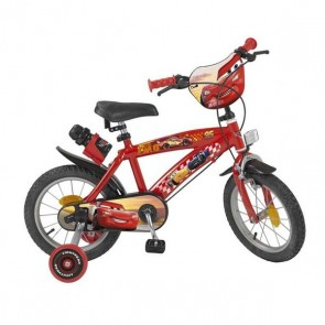 "Bicicletta Cars Sting 14"" Rosso"