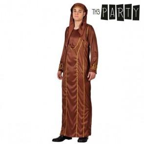 Costume per Adulti 131 Sceicco arabo (2 Pcs)