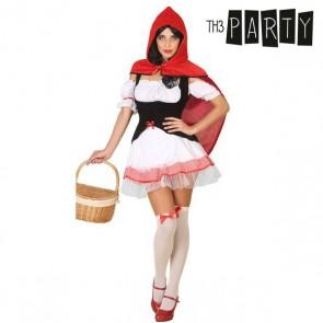 Costume per Adulti Cappuccetto rosso sexy