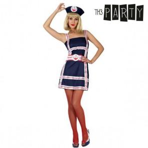 Costume per Adulti 825 Marinaia (2 Pcs)