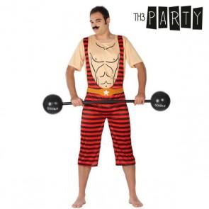 Costume per Adulti Th3 Party 1044 Uomo forzuto