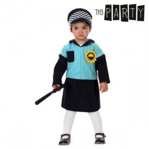 Costume per Neonati Poliziotto