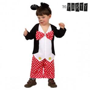 Costume per Neonati 4933 Topino