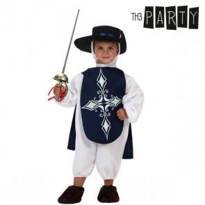 Costume per Neonati Moschettiere