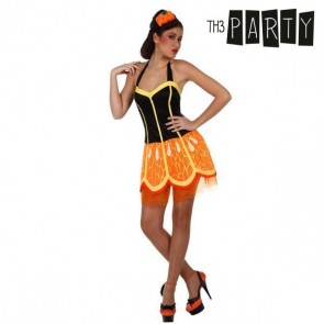 Costume per Adulti Th3 Party 5183 Arancio