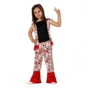 Costume per Bambini 149709 Hippie (Taglia 10-12 anni)