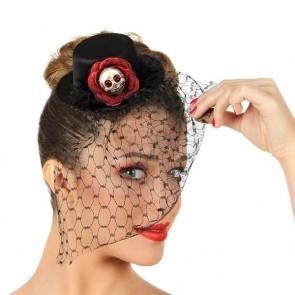 Elmo Halloween 114344 Nero Rosso