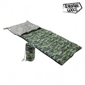 Sacco a Pelo Adventure Goods 36088 (190 x 75 cm) Verde