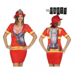 Maglia per adulti 6667 Pompiere donna