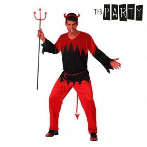 Costume per Adulti Demonio