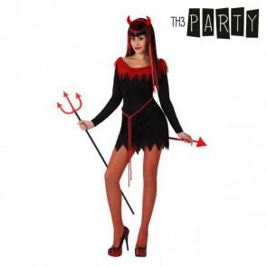 Costume per Adulti Diavolo donna sexy