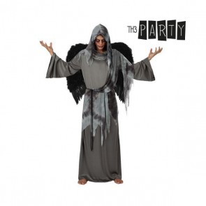 Costume per Adulti 9361 Angelo nero (2 Pcs)