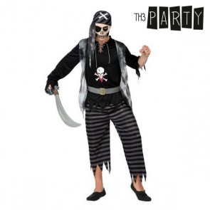 Costume per Adulti Th3 Party Pirata fantasma