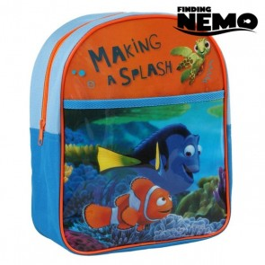 Zaino Scuola Finding Nemo 52088 Azzurro