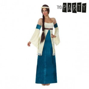 Costume per Adulti Dama medievale (2 Pcs)