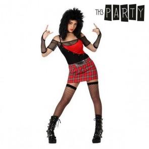 Costume per Adulti Punk