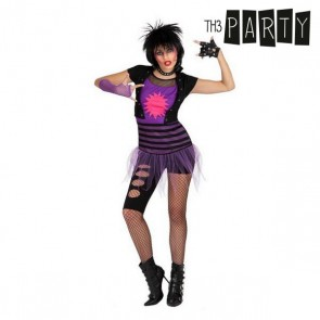 Costume per Adulti Th3 Party Rockstar donna