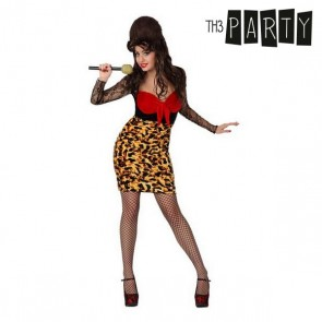 Costume per Adulti Th3 Party Rockstar donna