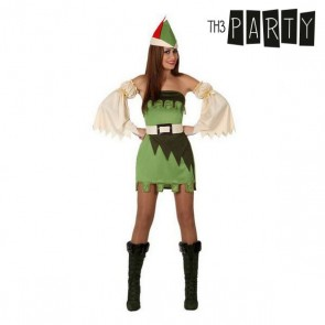 Costume per Adulti Th3 Party Ragazza del bosco