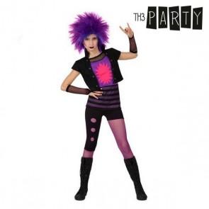 Costume per Bambini Punk