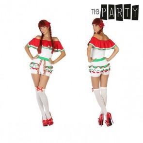 Costume per Adulti Messicana