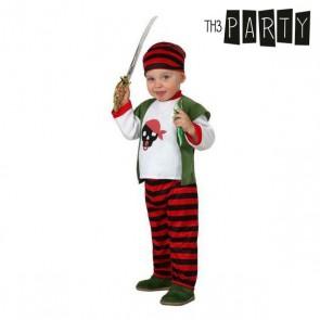 Costume per Neonati Pirata