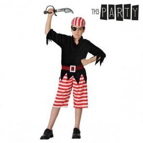 Costume per Bambini Pirata (4 Pcs)