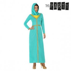 Costume per Adulti Arabo Azzurro (2 Pcs)