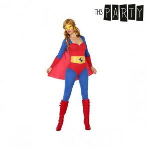 Costume per Adulti Th3 Party Supereroina