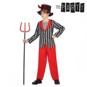 Costume per Bambini Demonio (3 Pcs)