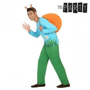 Costume per Adulti Caracol (4 Pcs)