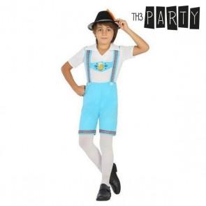 Costume per Bambini Tedesco (3 Pcs)