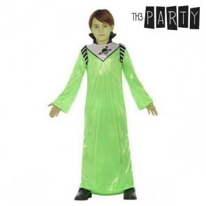 Costume per Bambini Alien verde