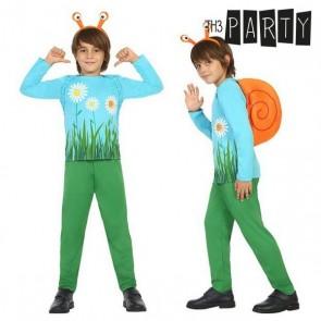 Costume per Bambini Caracol (4 Pcs)
