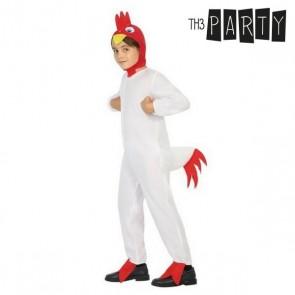 Costume per Bambini Gallo (2 Pcs)