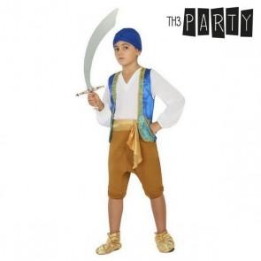 Costume per Bambini Pirata arabo (4 Pcs)