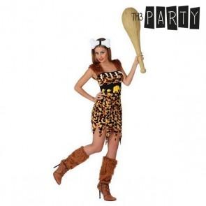 Costume per Adulti Donna cavernicola (2 Pcs)