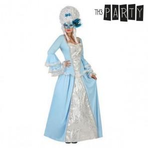 Costume per Adulti Cortigiana Azzurro