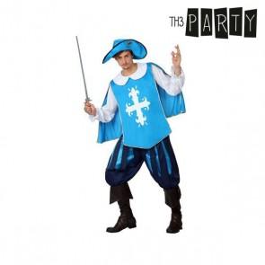 Costume per Adulti Th3 Party Moschettiere