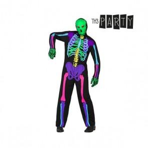 Costume per Adulti 4296 Scheletro