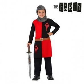 Costume per Bambini Guerriero medievale (2 Pcs)