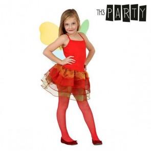 Costume per Bambini Fata d'autunno (2 Pcs)