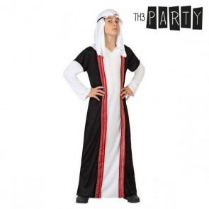Costume per Bambini Sceicco arabo (2 Pcs)
