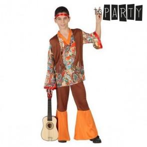 Costume per Bambini Hippie (3 Pcs)
