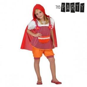 Costume per Bambini Cappuccetto rosso (3 Pcs)