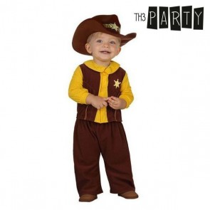 Costume per Neonati Cowboy (2 Pcs)