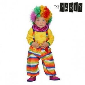 Costume per Neonati Pagliaccio (3 Pcs)