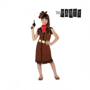 Costume per Bambini Th3 Party Cowboy donna