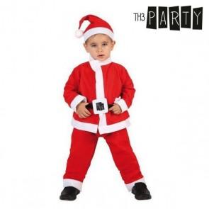 Costume per Bambini Babbo natale (3 Pcs)