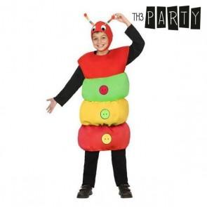 Costume per Bambini Verme (2 Pcs)